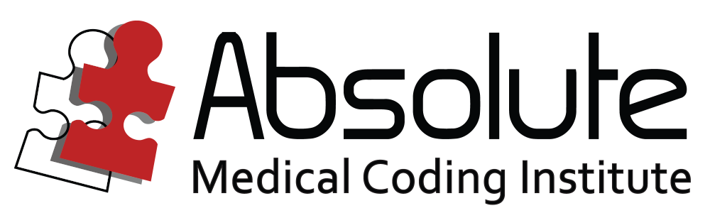 logo for Absolute Medical Coding Institute